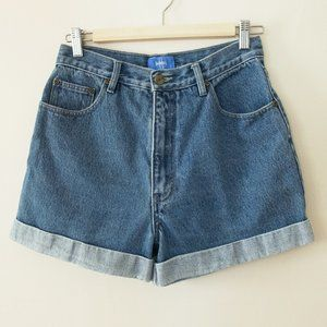 Vintage B.E. Blues High Rise Denim Shorts